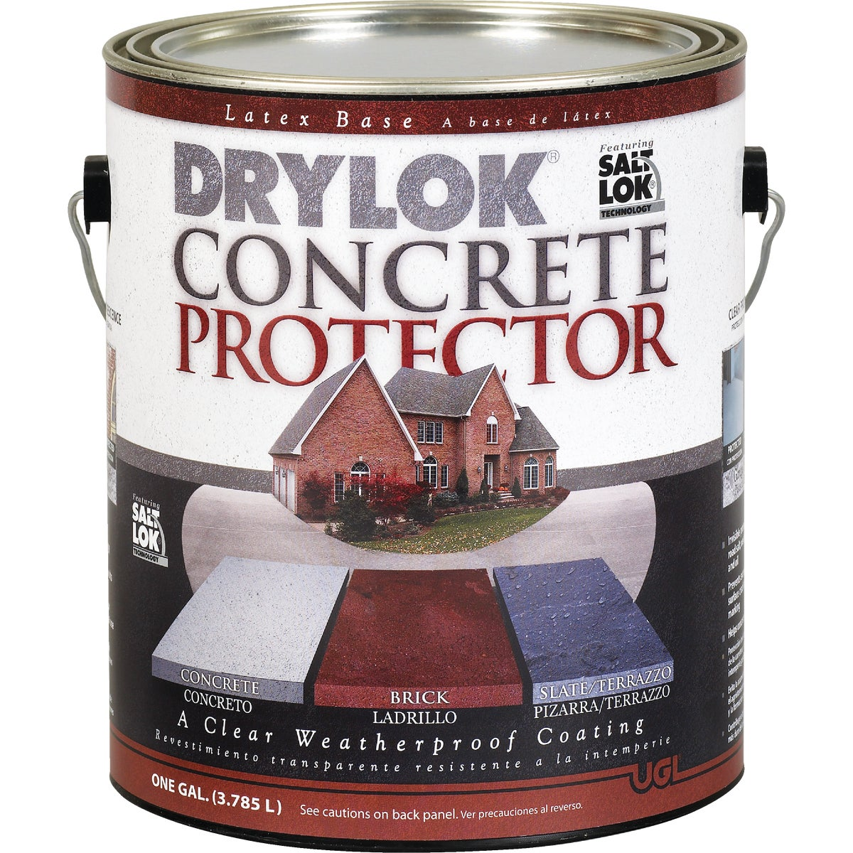 LATEX CONCRETE PROTECTOR - 29913 by United Gilsonite Lab