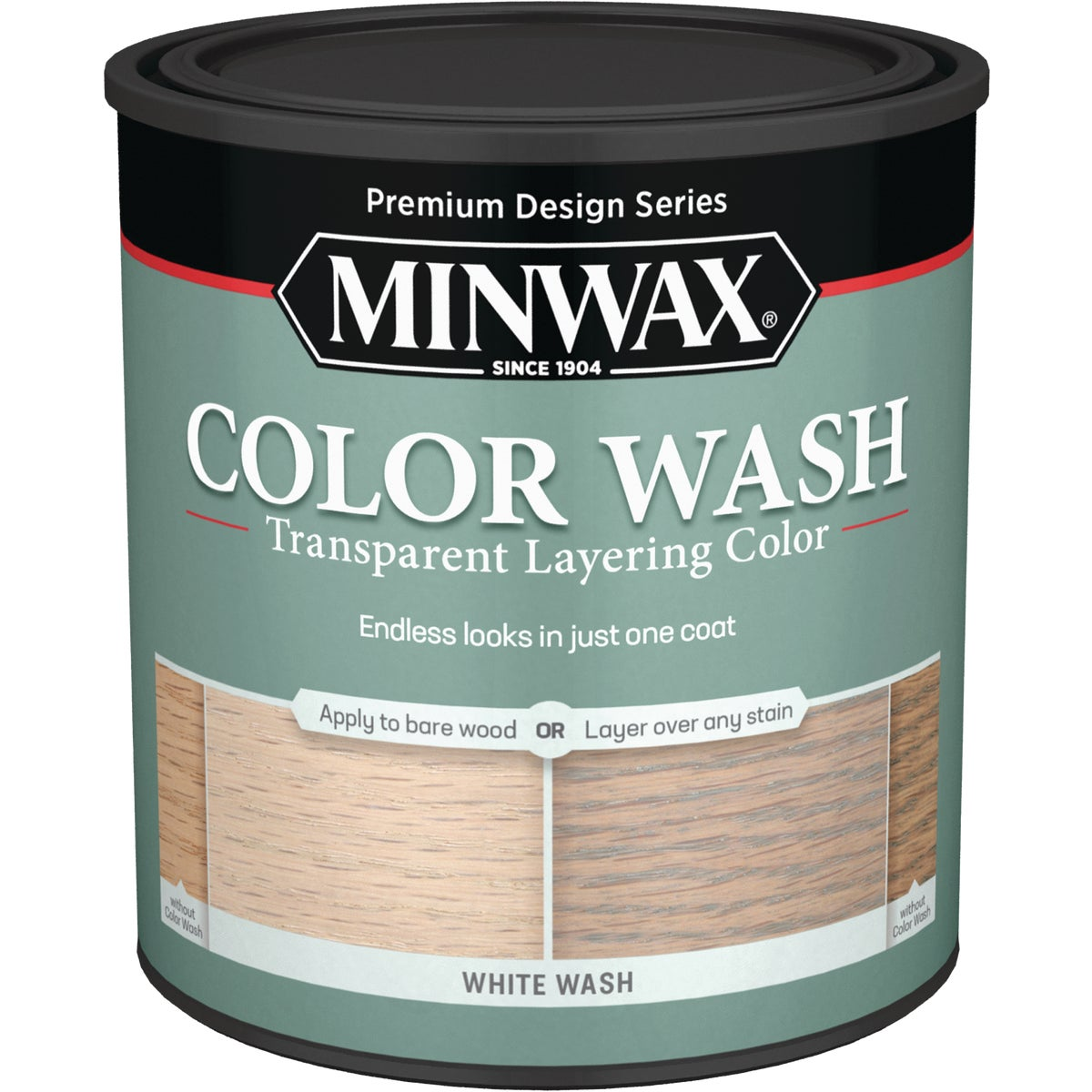 W/B PICKLING WOOD STAIN - 618604444 by Minwax Company