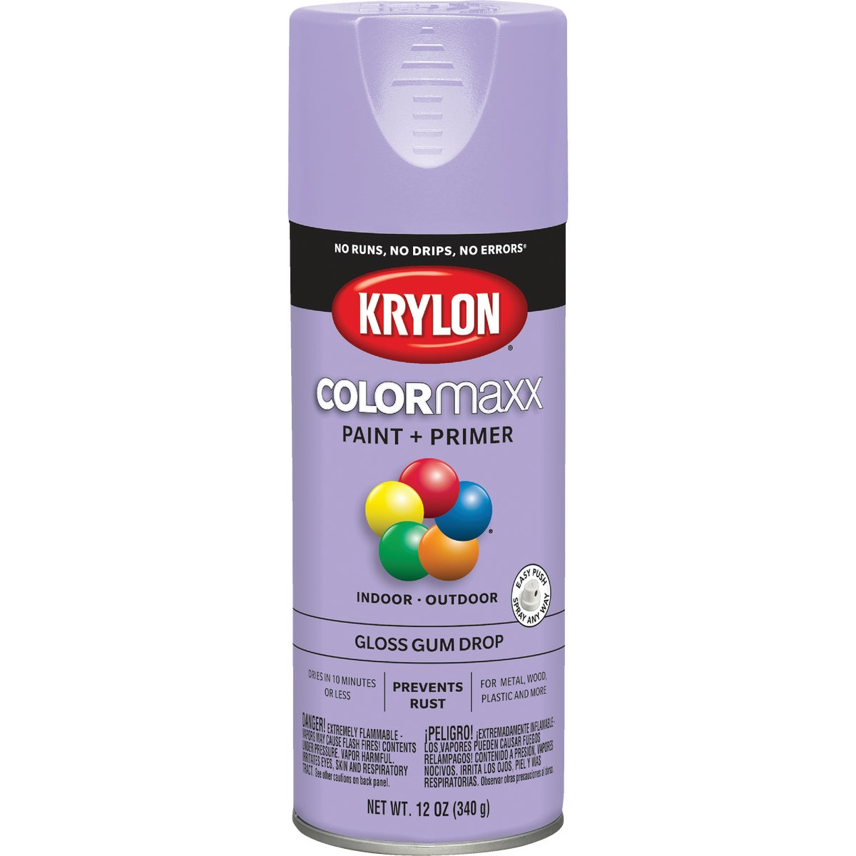 GLS GUM DROP SPRAY PAINT - 51513 by Krylon/consumer Div
