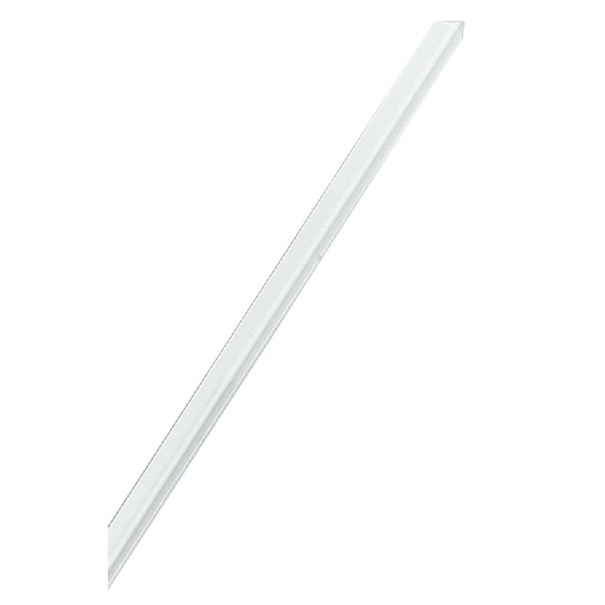 8' CLR NAIL CORNERGUARD - 834 by Wall Protex