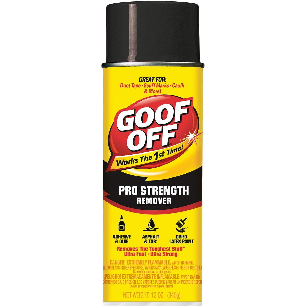 12OZ GOOF OFF SPRAY - FG658 by Wm Barr