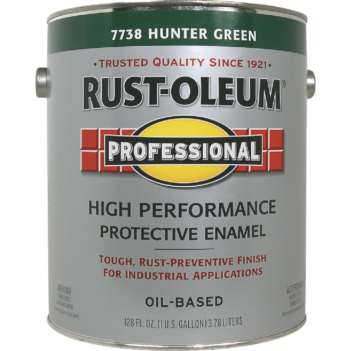 VOC HUNTER GREEN ENAMEL - K7738 by Rustoleum