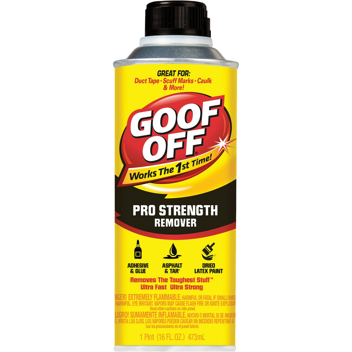 16OZ GOOF OFF REMOVER - FG653 by Wm Barr Company