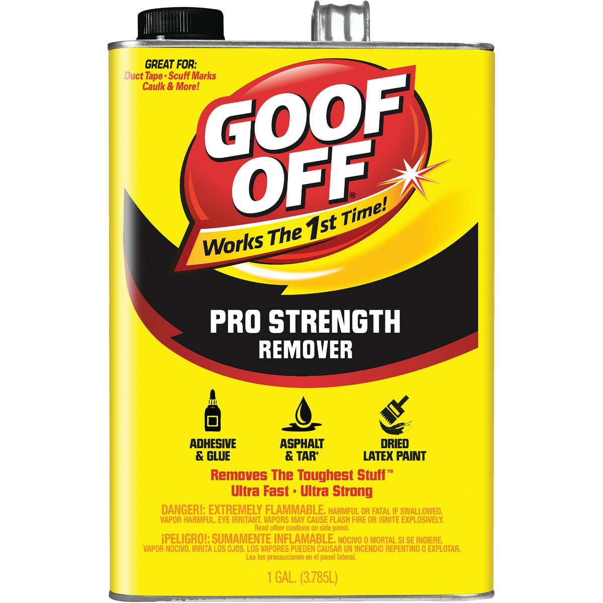 GAL GOOF OFF REMOVER