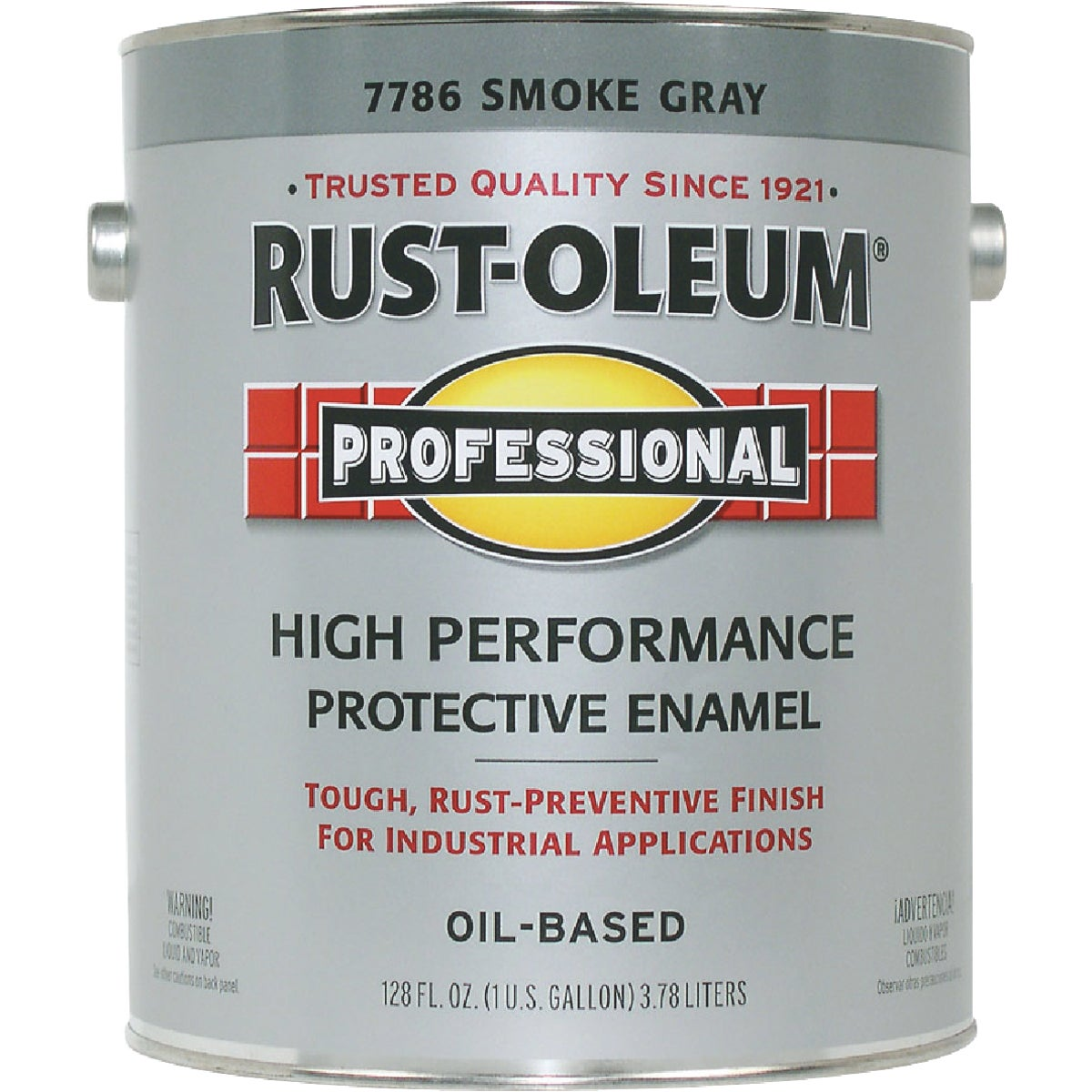 VOC SMOKE GRY PRO ENAMEL - K7786 by Rustoleum