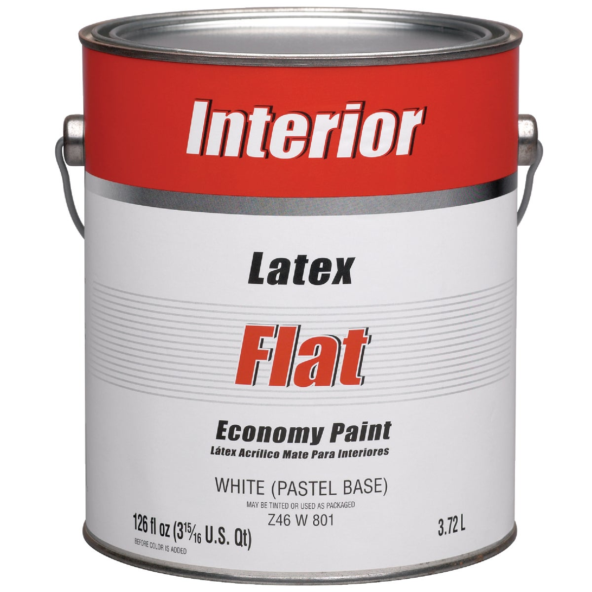 INT FLAT WHT/PASTL PAINT - Z46W00801-16 by Do it Best