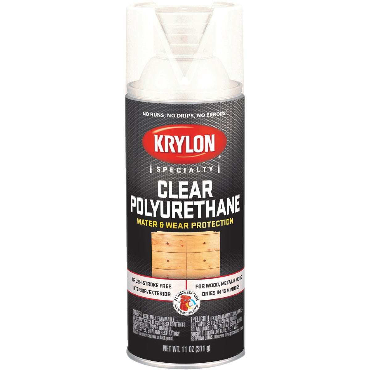 GLOSS SPRAY POLYURETHANE - 7005 by Krylon/consumer Div