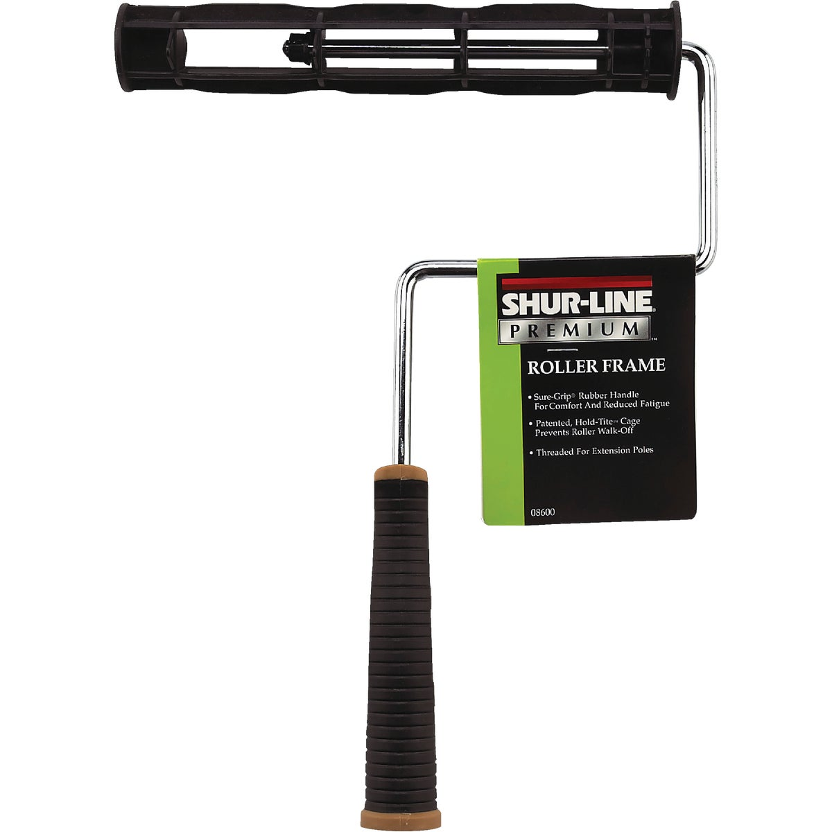 "9"" STRAIGHT ERGO FRAME - 8600 by Shur Line"