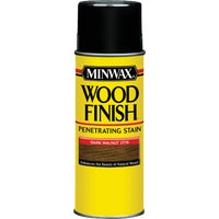 Minwax DARK WALNUT SPRAY STAIN 32716
