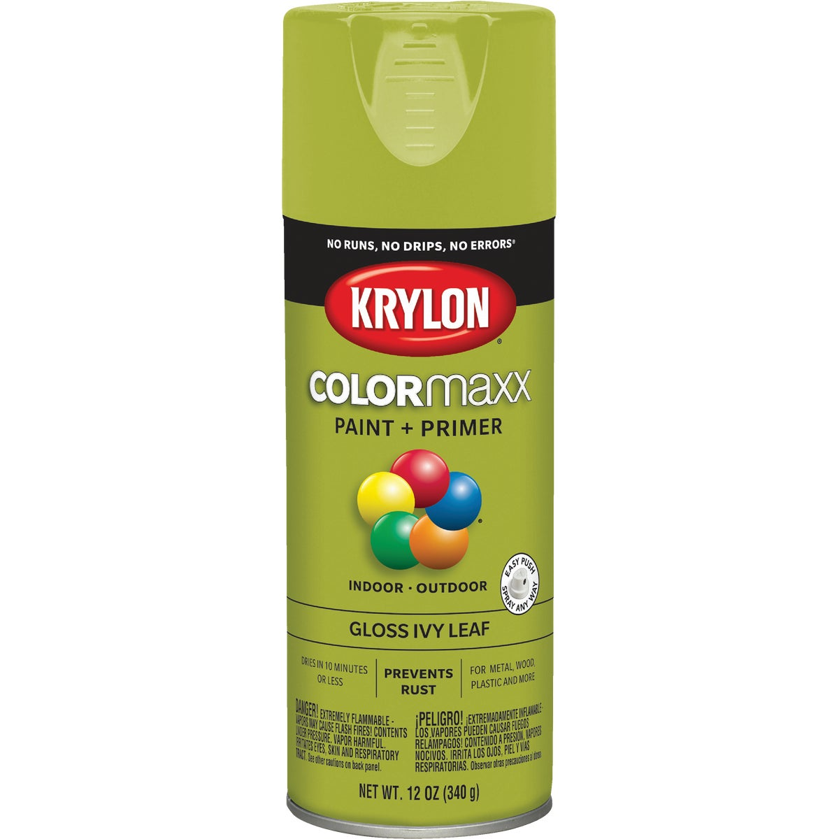 GLS IVY LEAF SPRAY PAINT - 51515 by Krylon/consumer Div