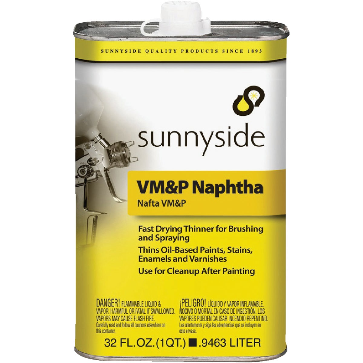 NAPHTHA SOLVENT - 80032 by Sunnyside Corp