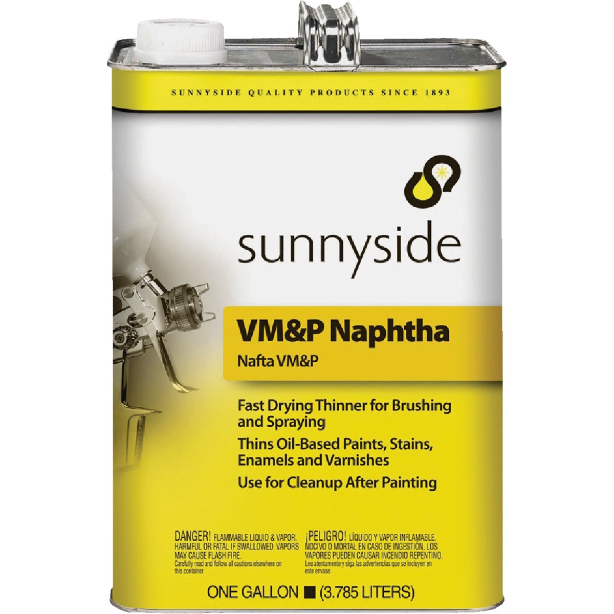 NAPHTHA SOLVENT - 800G1 by Sunnyside Corp