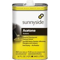 Sunnyside Corp. QUART ACETONE 84032