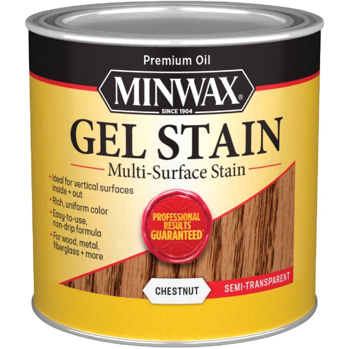 CHESTNUT GEL STAIN - 260104444 by Minwax Company