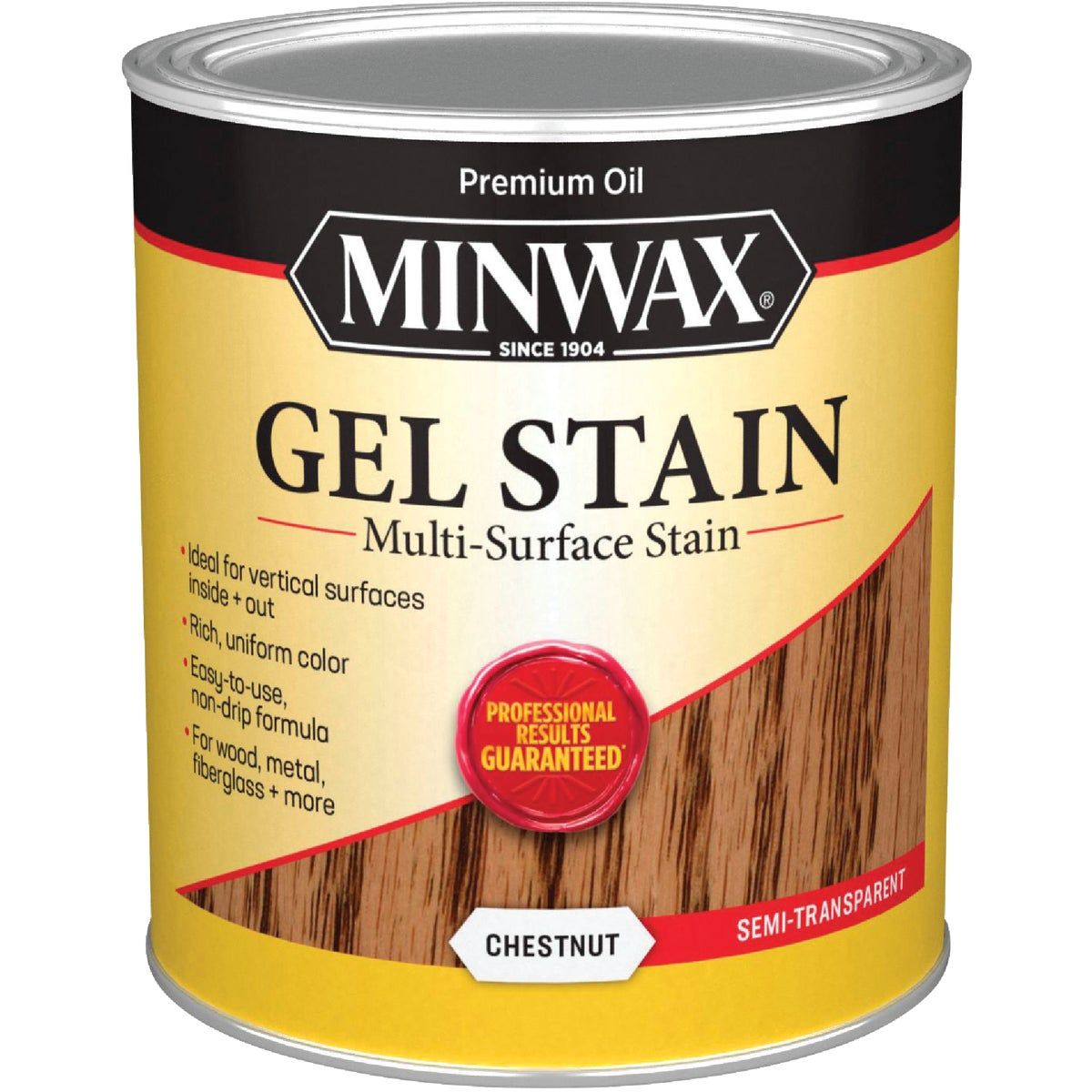CHESTNUT GEL STAIN - 66010 by Minwax Company