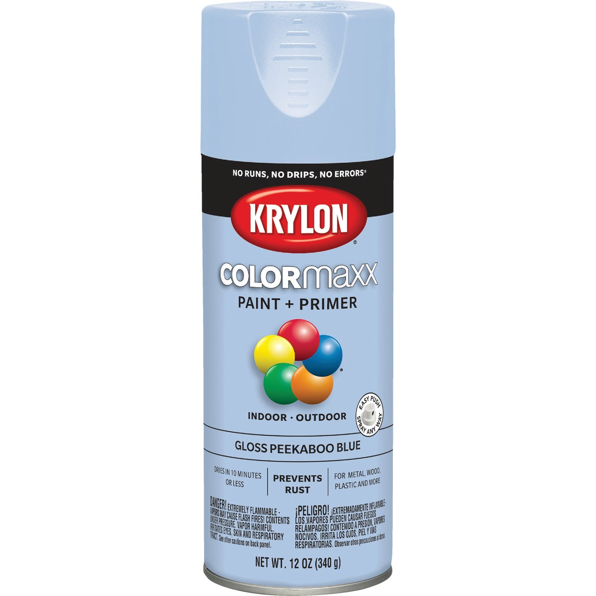 GLS PEEKABOO SPRAY PAINT - 51517 by Krylon/consumer Div