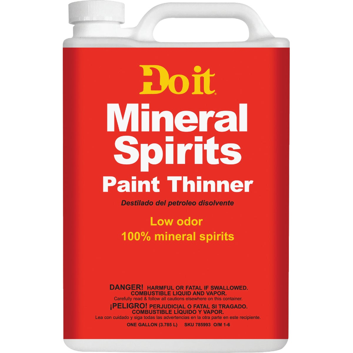 DIB PAINT THINNER - 701G1H by Sunnyside Corp
