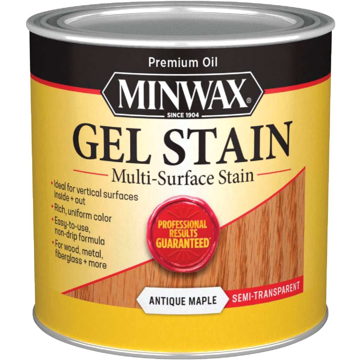 ANTIQUE MAPLE GEL STAIN - 260304444 by Minwax Company