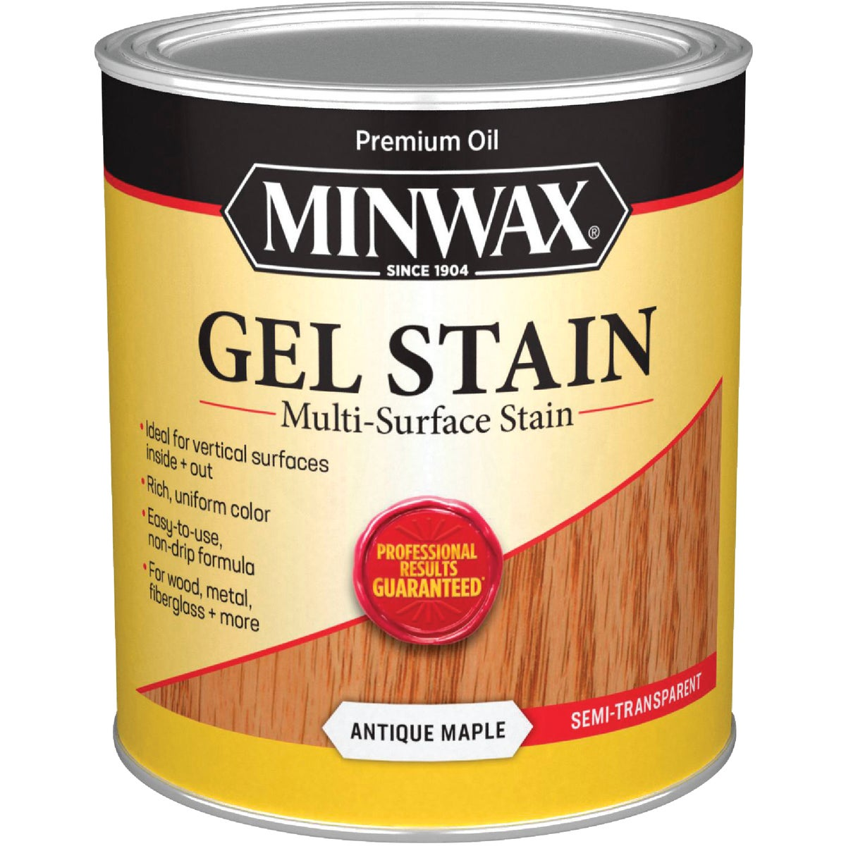 ANTIQUE MAPLE GEL STAIN - 66030 by Minwax Company