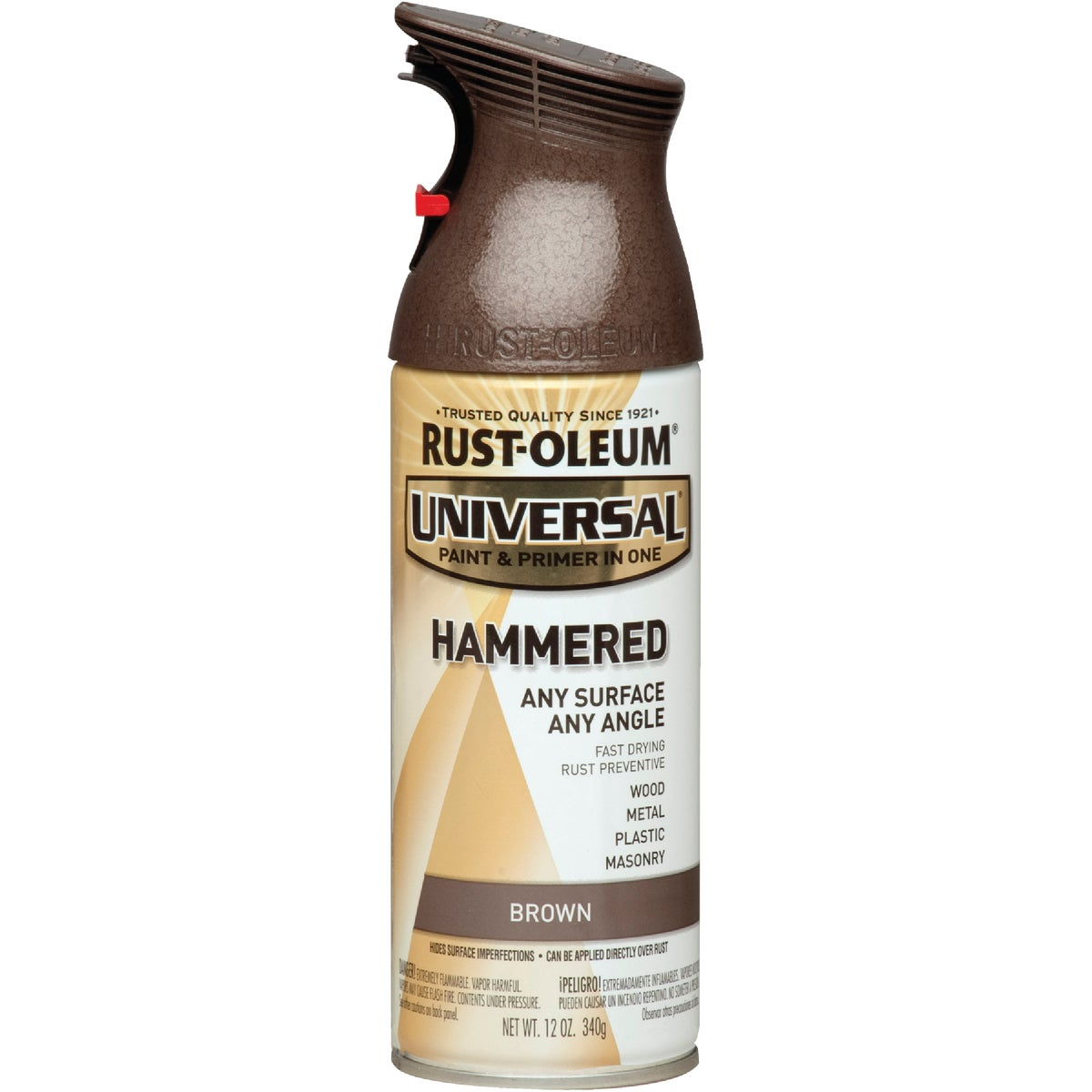 HAM BRN UNIV SPRAY PAINT