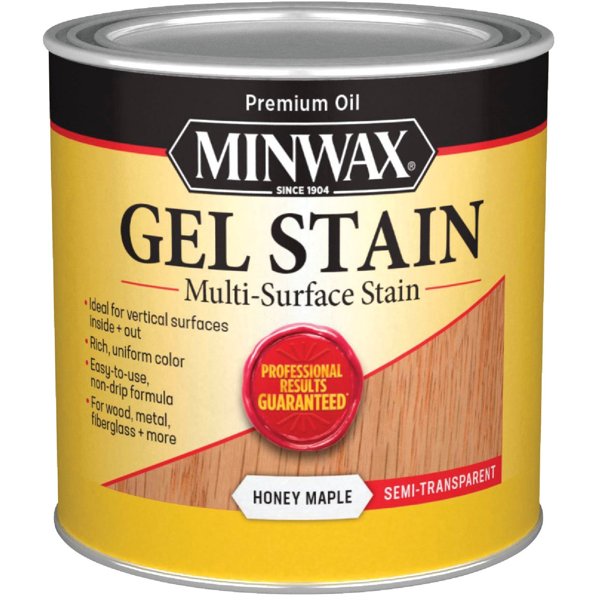 HONEY MAPLE GEL STAIN - 260404444 by Minwax Company