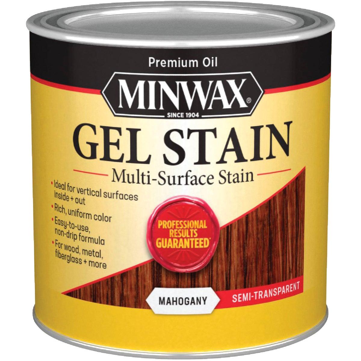 MAHOGANY GEL STAIN - 260504444 by Minwax Company