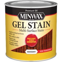 Minwax MAHOGANY GEL STAIN 26050