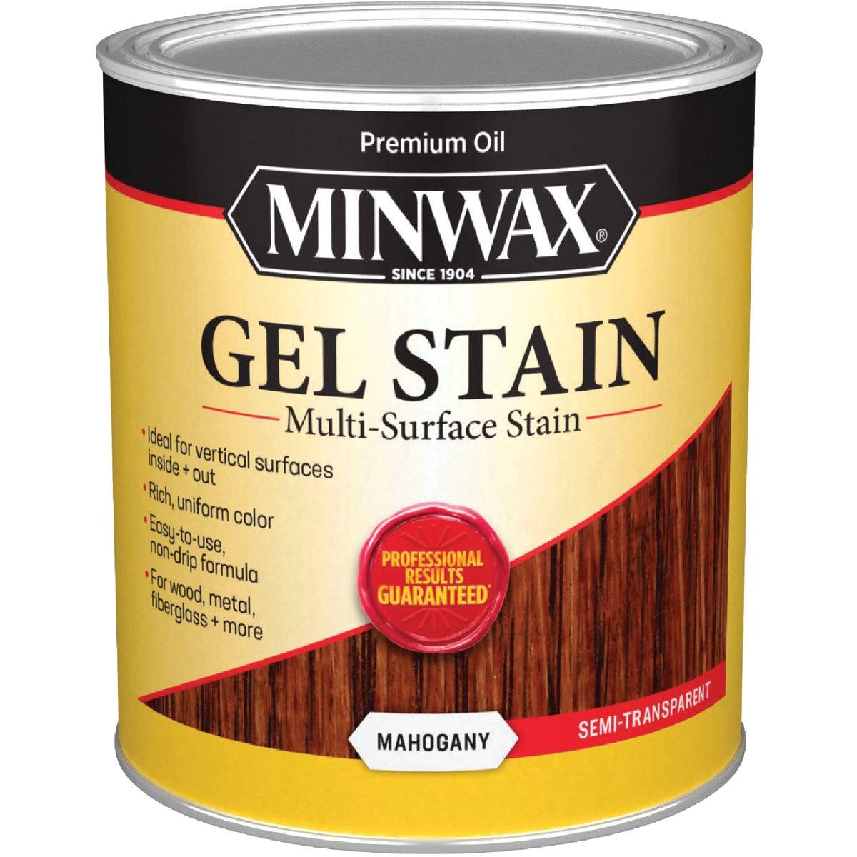 MAHOGANY GEL STAIN - 66050 by Minwax Company