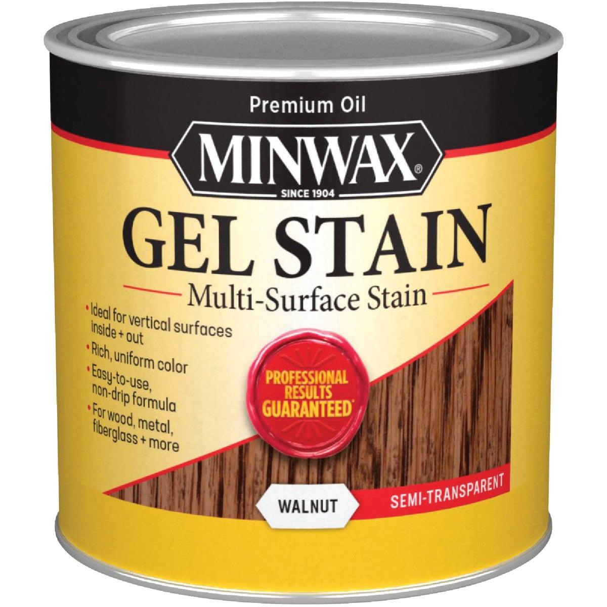 WALNUT GEL STAIN - 260604444 by Minwax Company