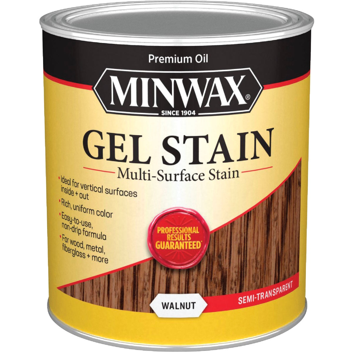 WALNUT GEL STAIN - 66060 by Minwax Company