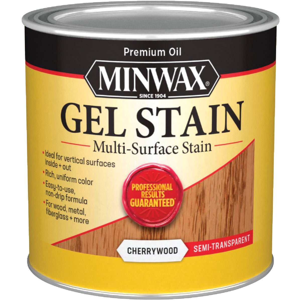 CHERRYWOOD GEL STAIN - 260704444 by Minwax Company