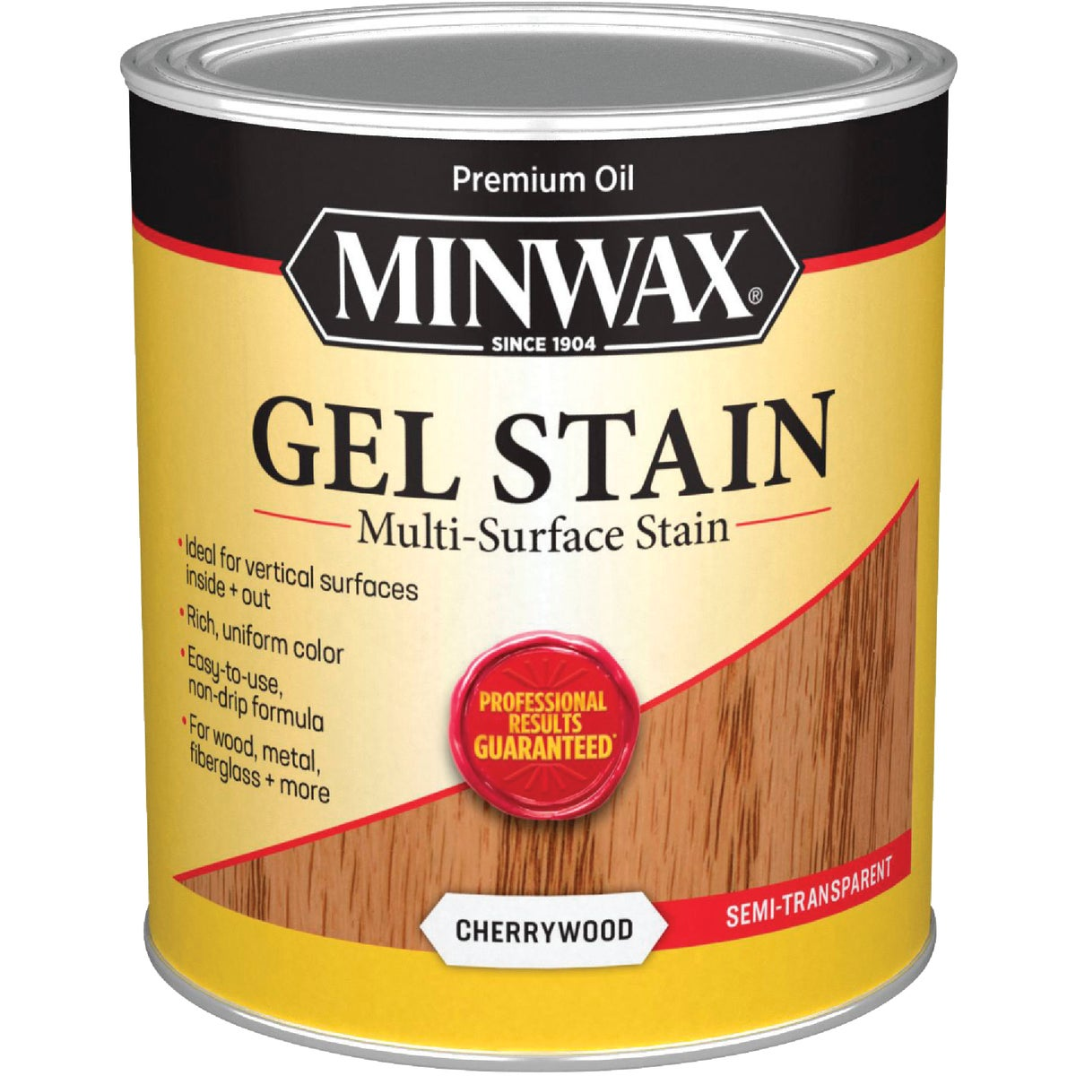 CHERRYWOOD GEL STAIN - 66070 by Minwax Company