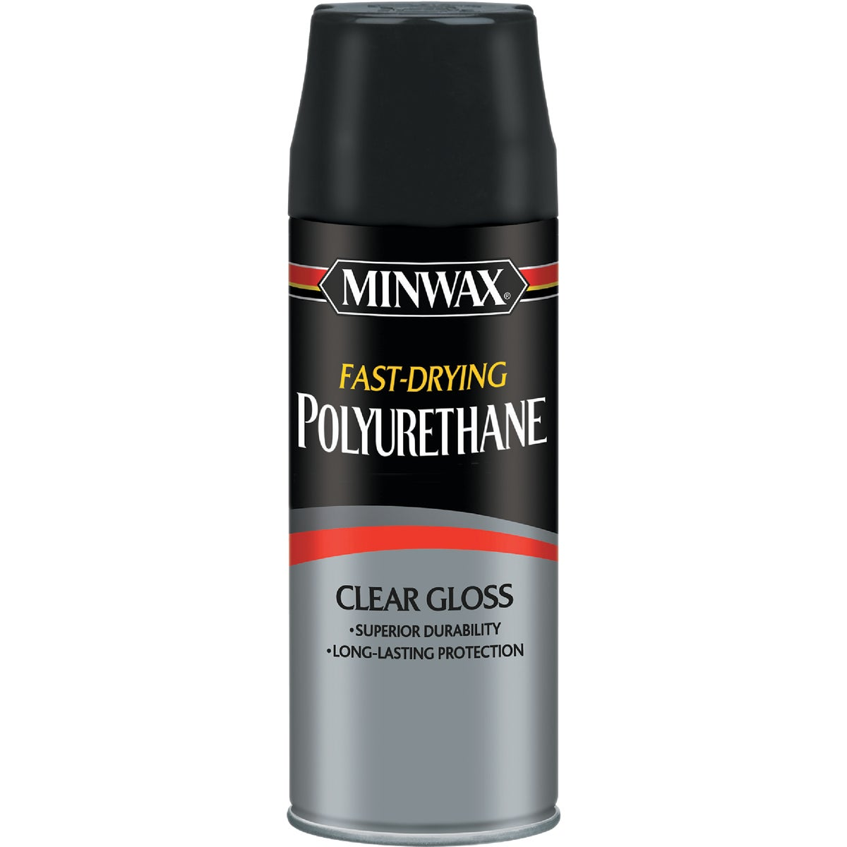 Minwax 33050 Fast-Drying Polyurethane Aerosol, Gloss Finish
