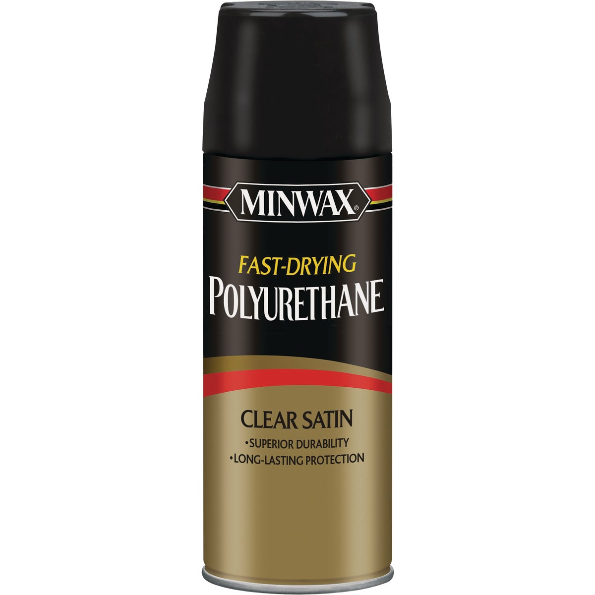 SATIN SPRAY POLYURETHANE - 33060 by Minwax Company