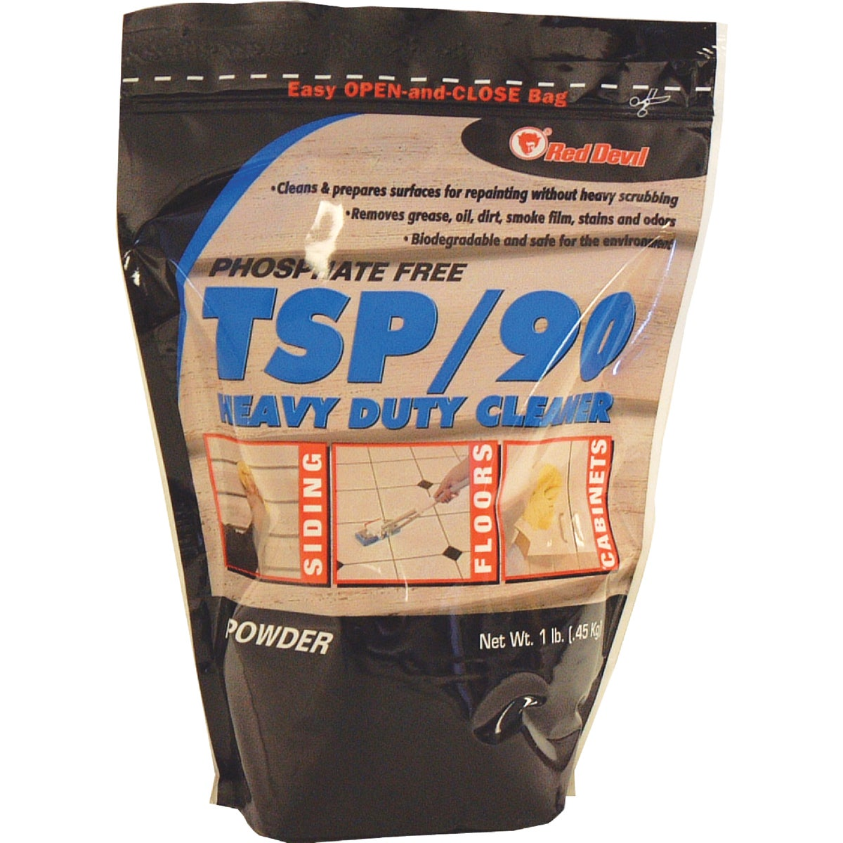 1LB T.S.P. SUB CLEANER - 0261 by Red Devil