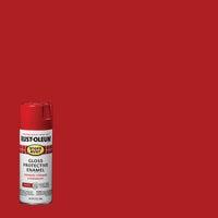 Rust Oleum SUNRISE RED SPRAY PAINT 7762-830