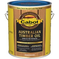 Minwax VOC AMBERWD T-OIL FINISH 140.0019457.007
