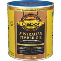 Minwax VOC HNYTEAK T-OIL FINISH 140.0019458.005