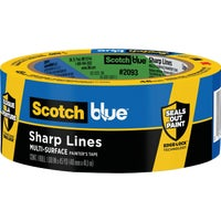 3M Scotch Blue With Edge-Lock Multi-Surface Painter's Masking Tape, 2093EL-48N