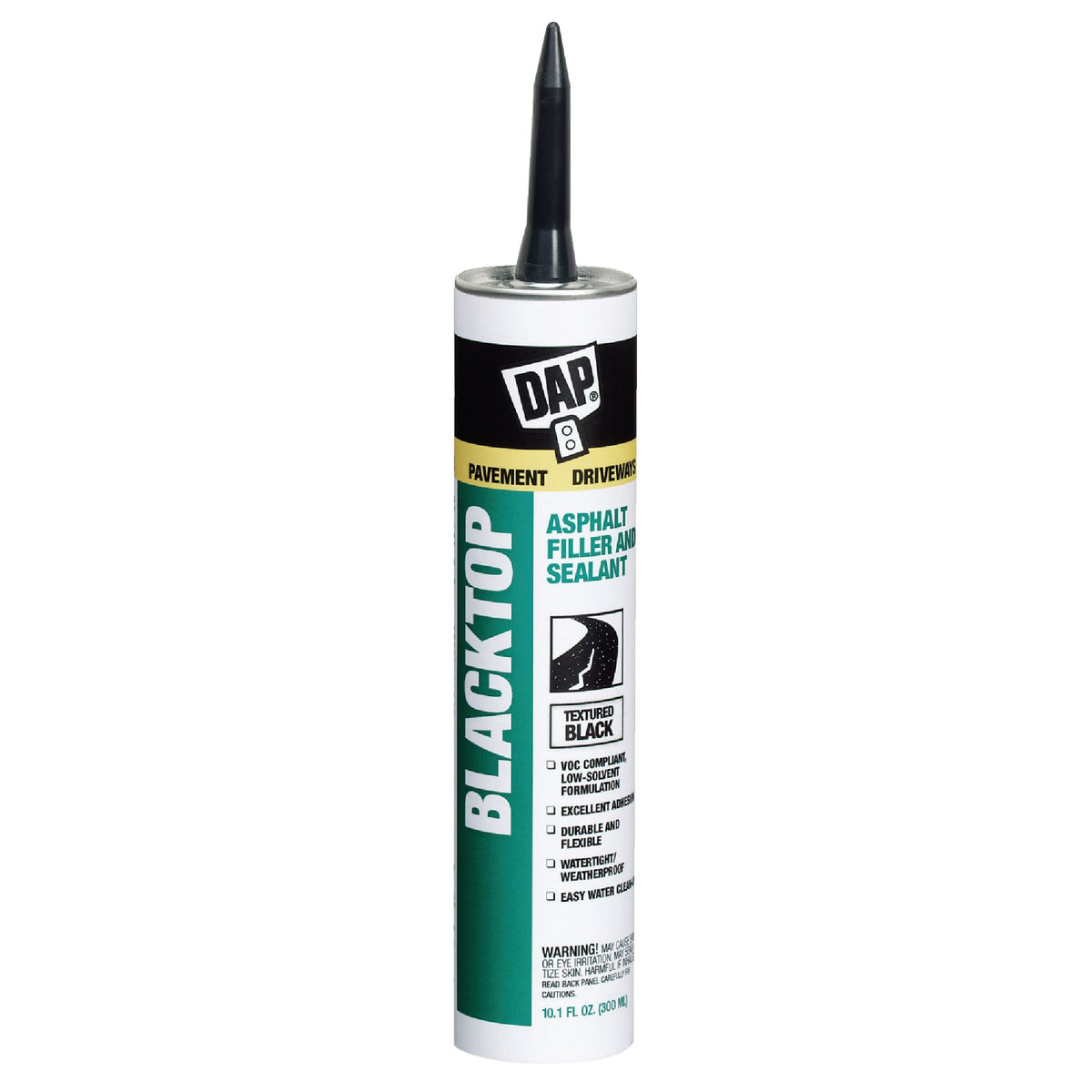 VOC BLK ASPHALT SEALANT - 27065 by Dap Inc