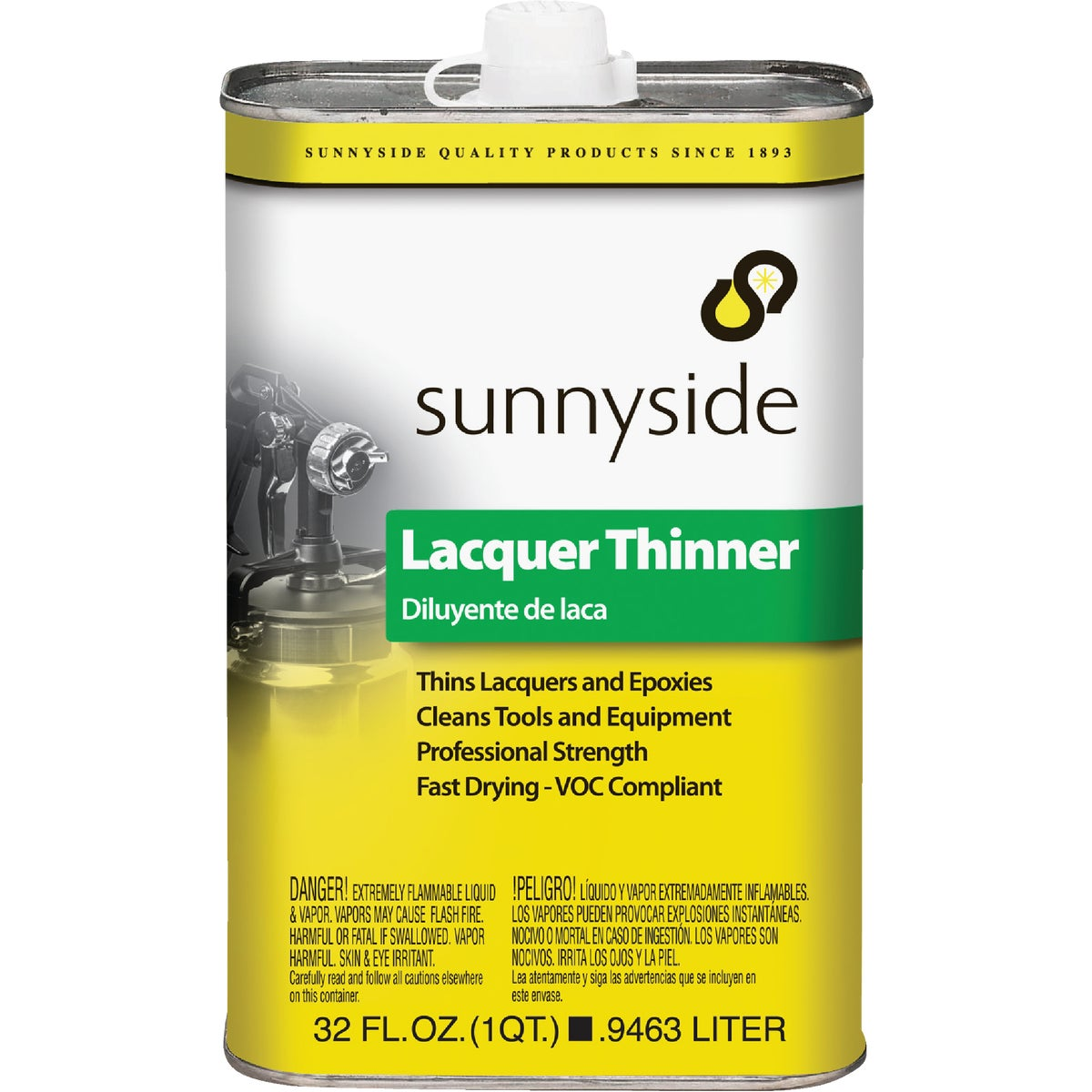 LVOC LACQUER THINNER - 47732 by Sunnyside Corp