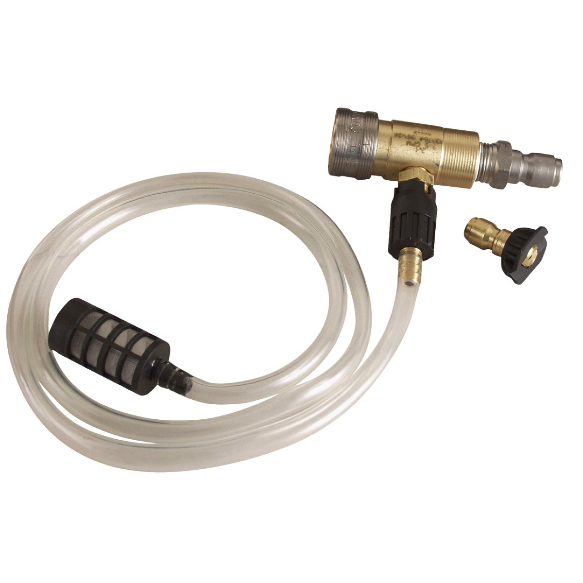 Q/C DETERGENT INJECTOR - AW-8400-0021 by Mi T M Corp