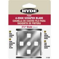 Hyde 4-Edge Replacement Scraper Blade, 11130