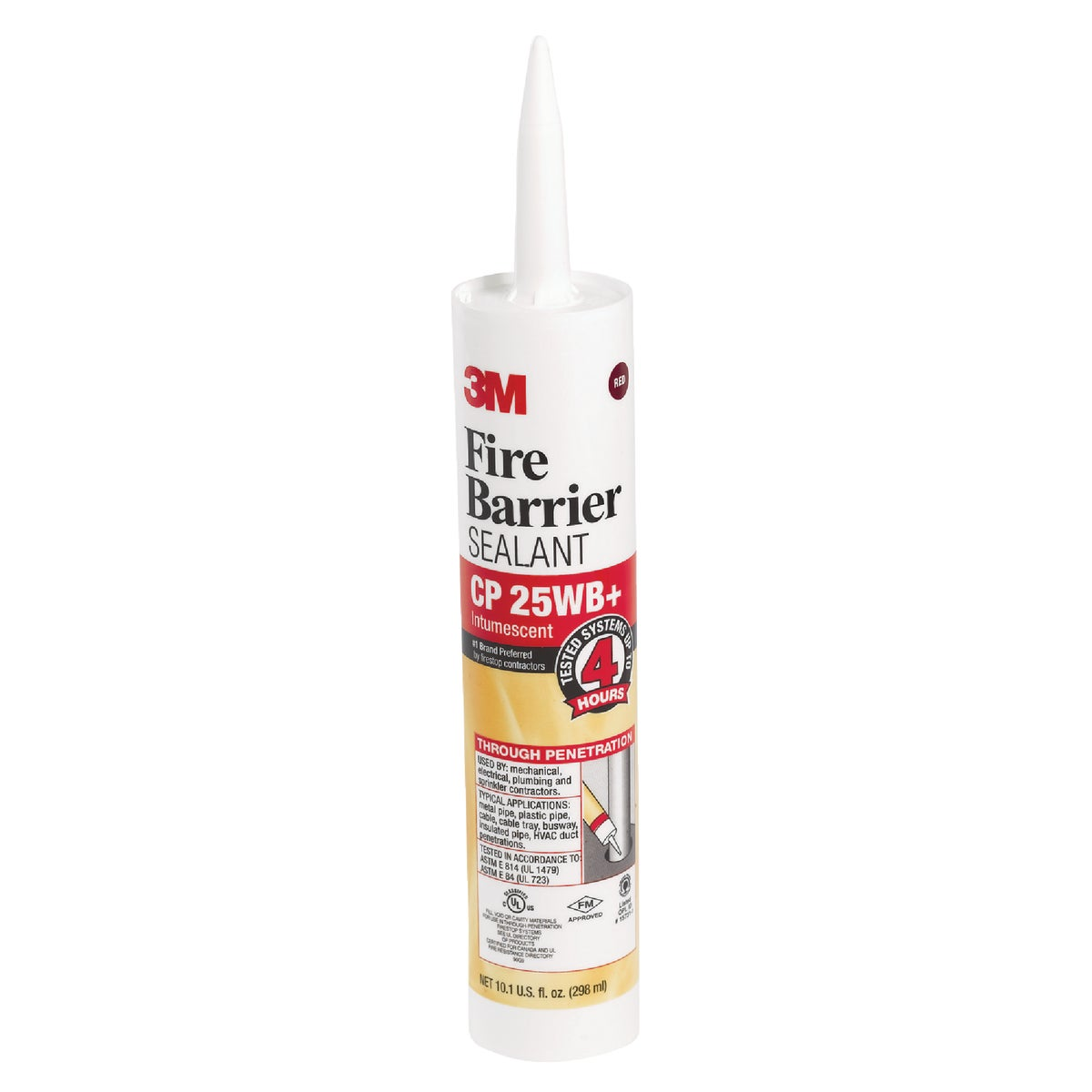 RED FIRE BARRIER SEALANT