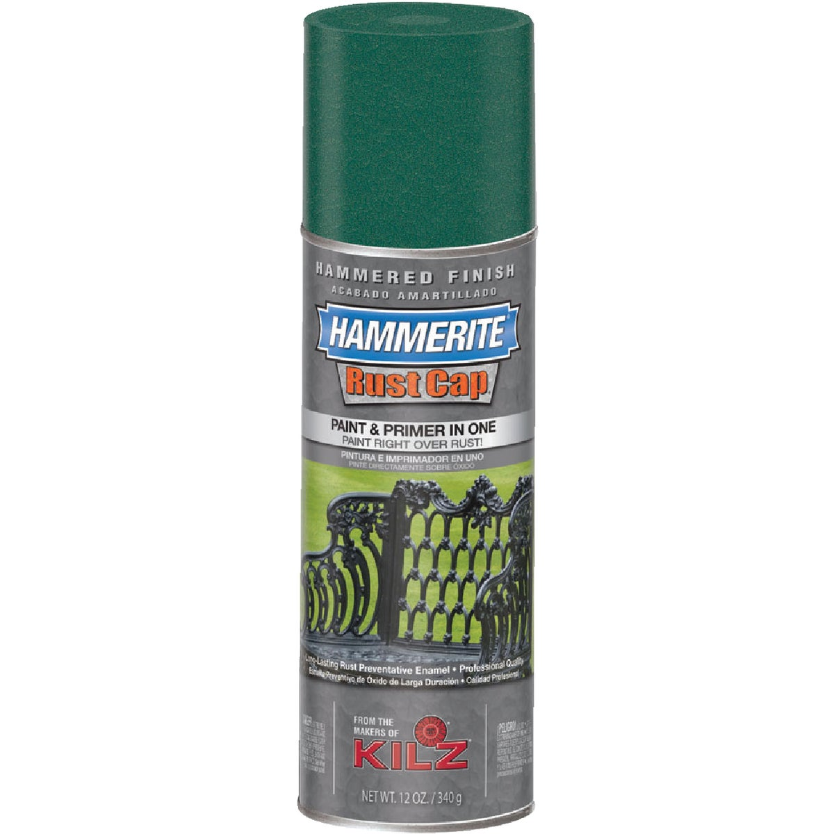 D GRN HAMMRD SPRAY PAINT - 41165 by Masterchem