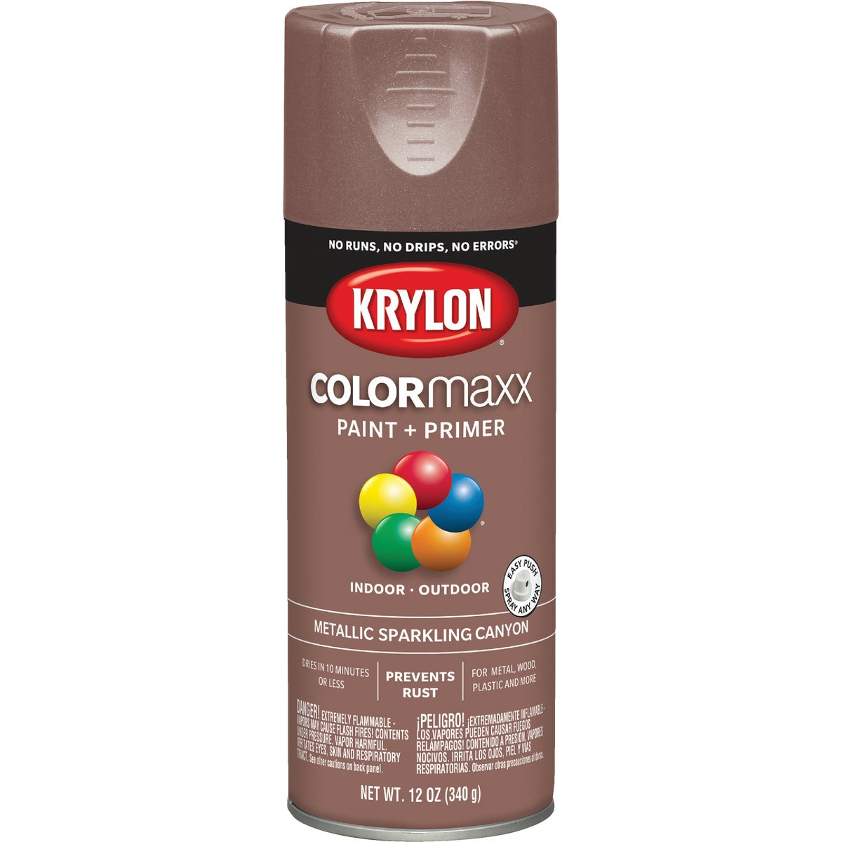 Krylon/Consumer Div SPARKLNG CAN SPRAY PAINT 51252