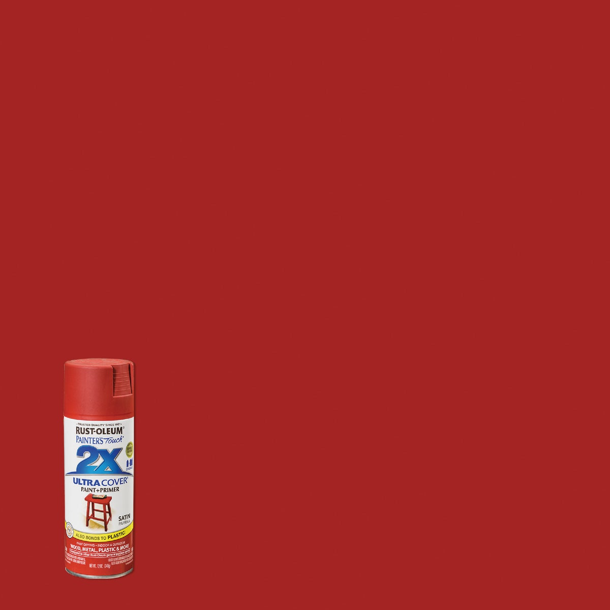 SAT PAPRIKA SPRAY PAINT - 249068 by Rustoleum