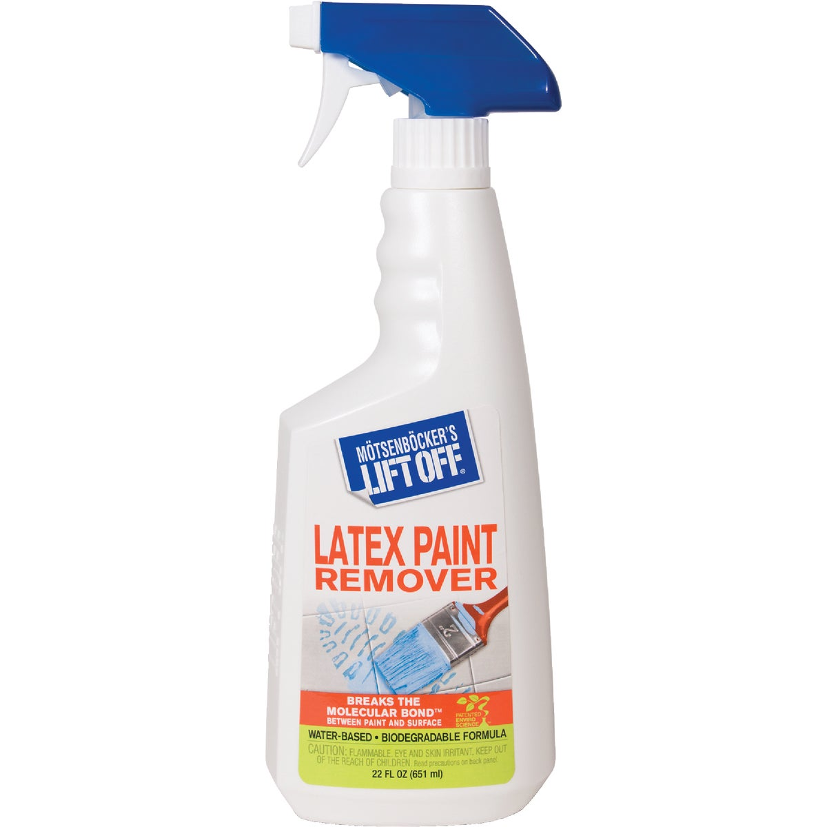 22OZ LATEX PAINT REMOVER - 413-01 by Motsenbocker