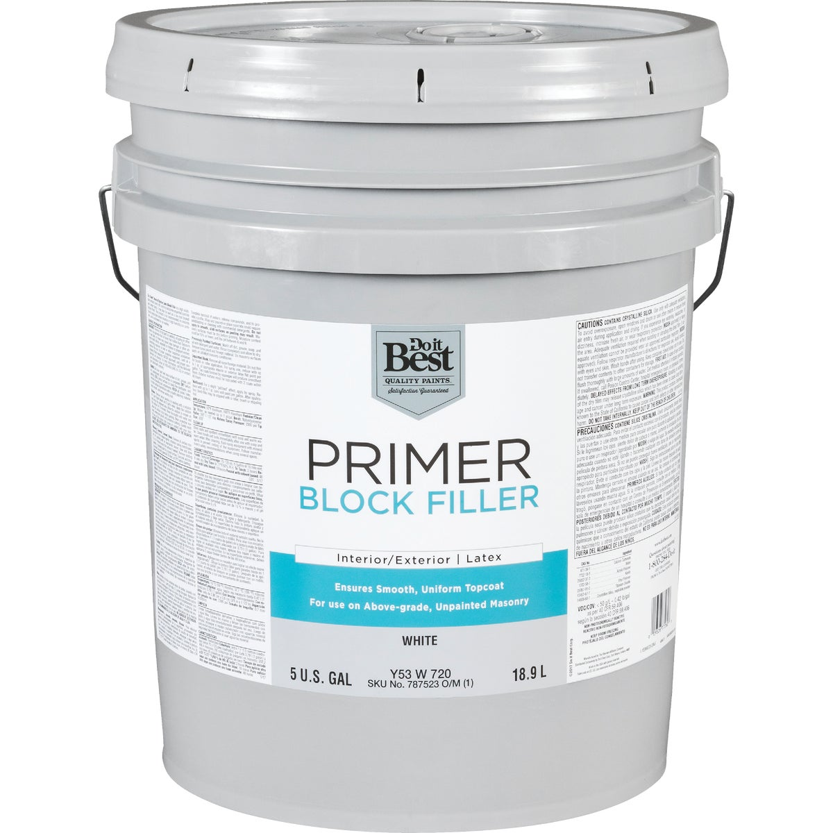 LATEX BLOCK FILLER