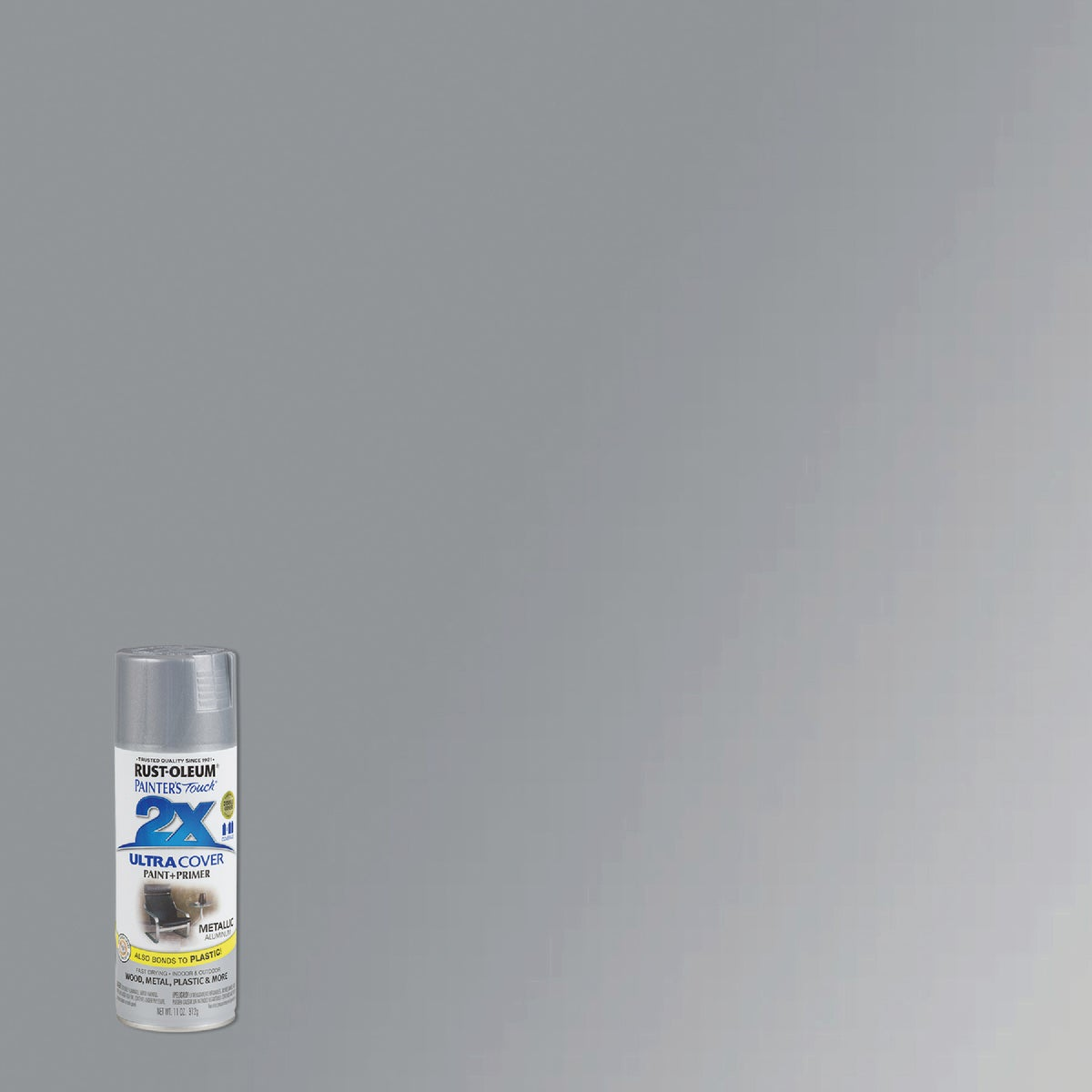 ALUMINUM SPRAY PAINT - 249128 by Rustoleum